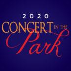 2020 Concert in the Park Recap